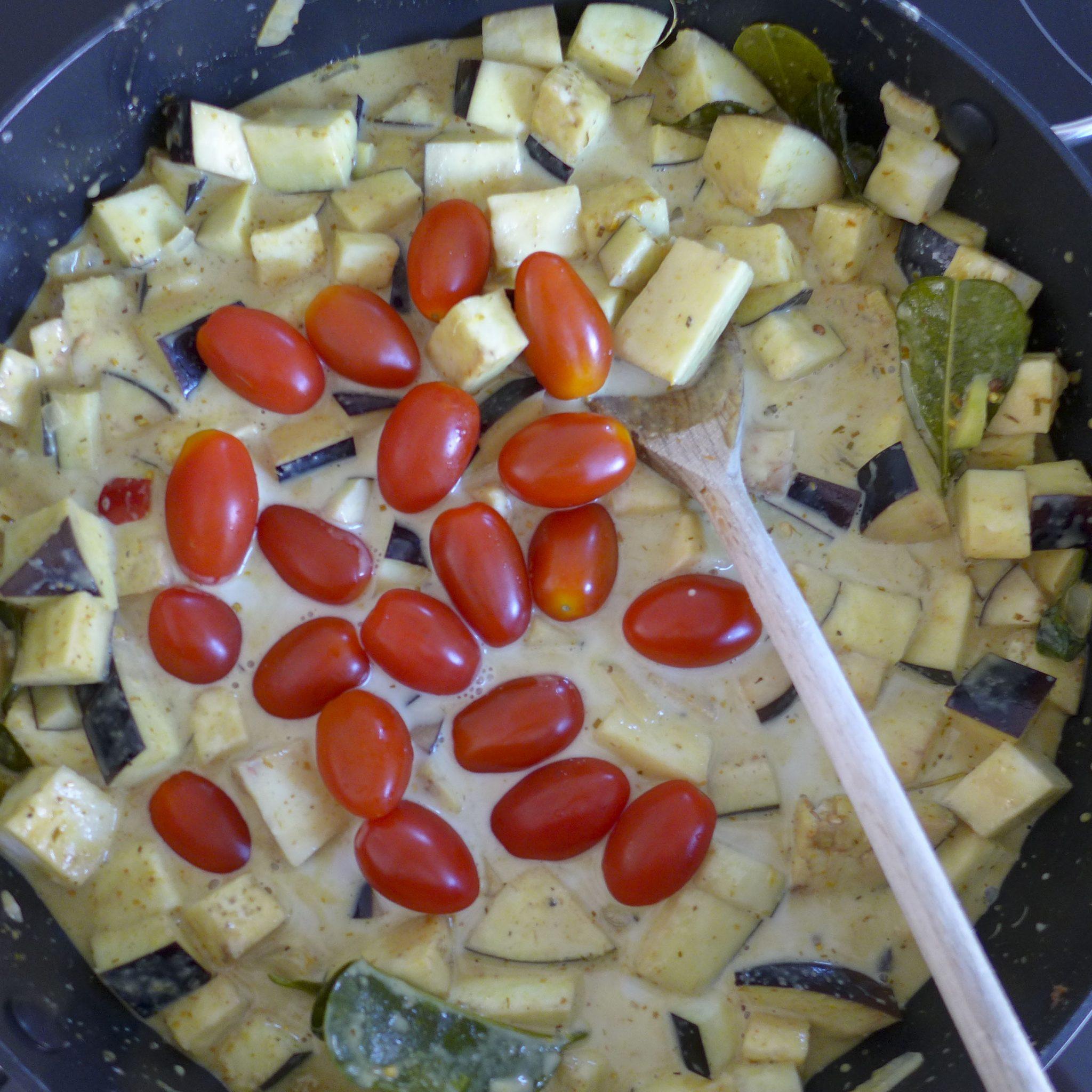 fruity thai curry - preparation_2