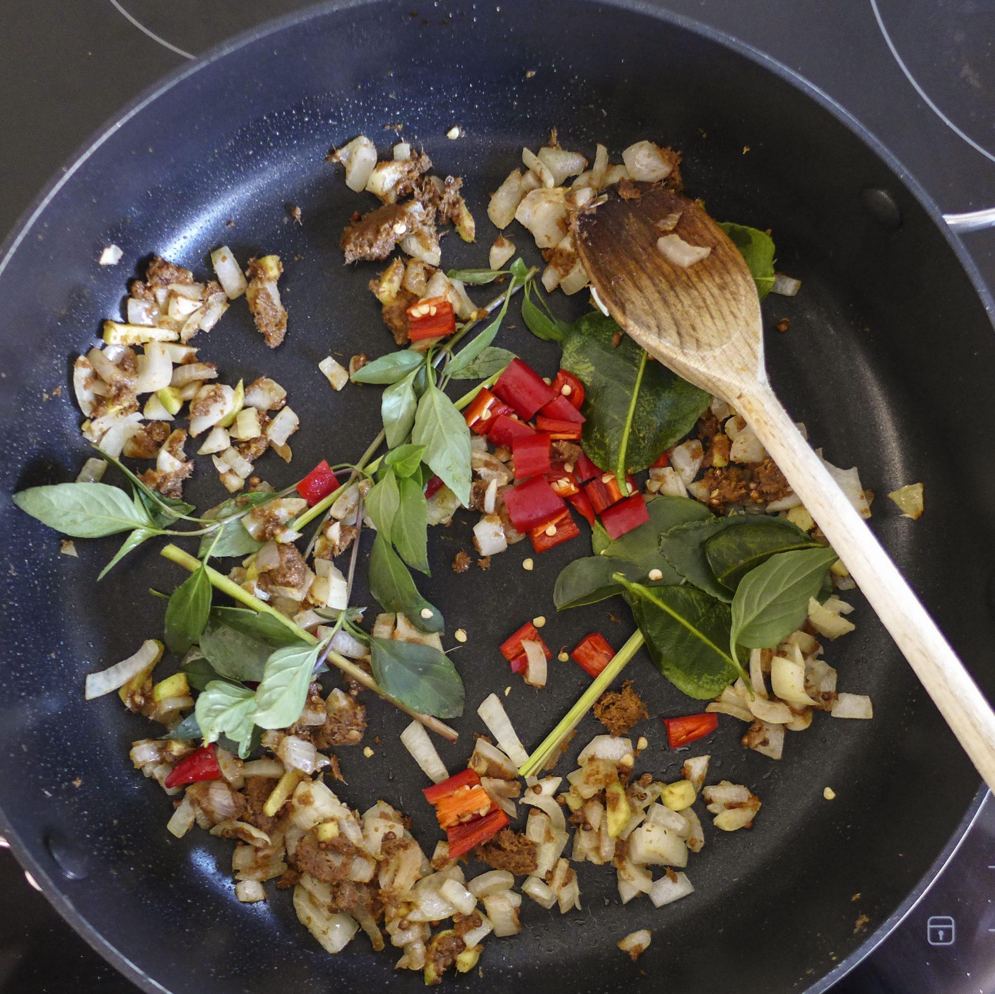fruity thai curry - preparation_1