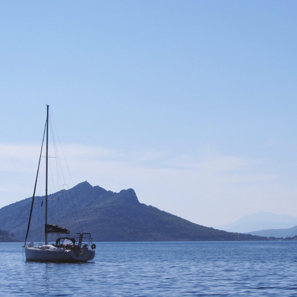 Sailing Trip Greece
