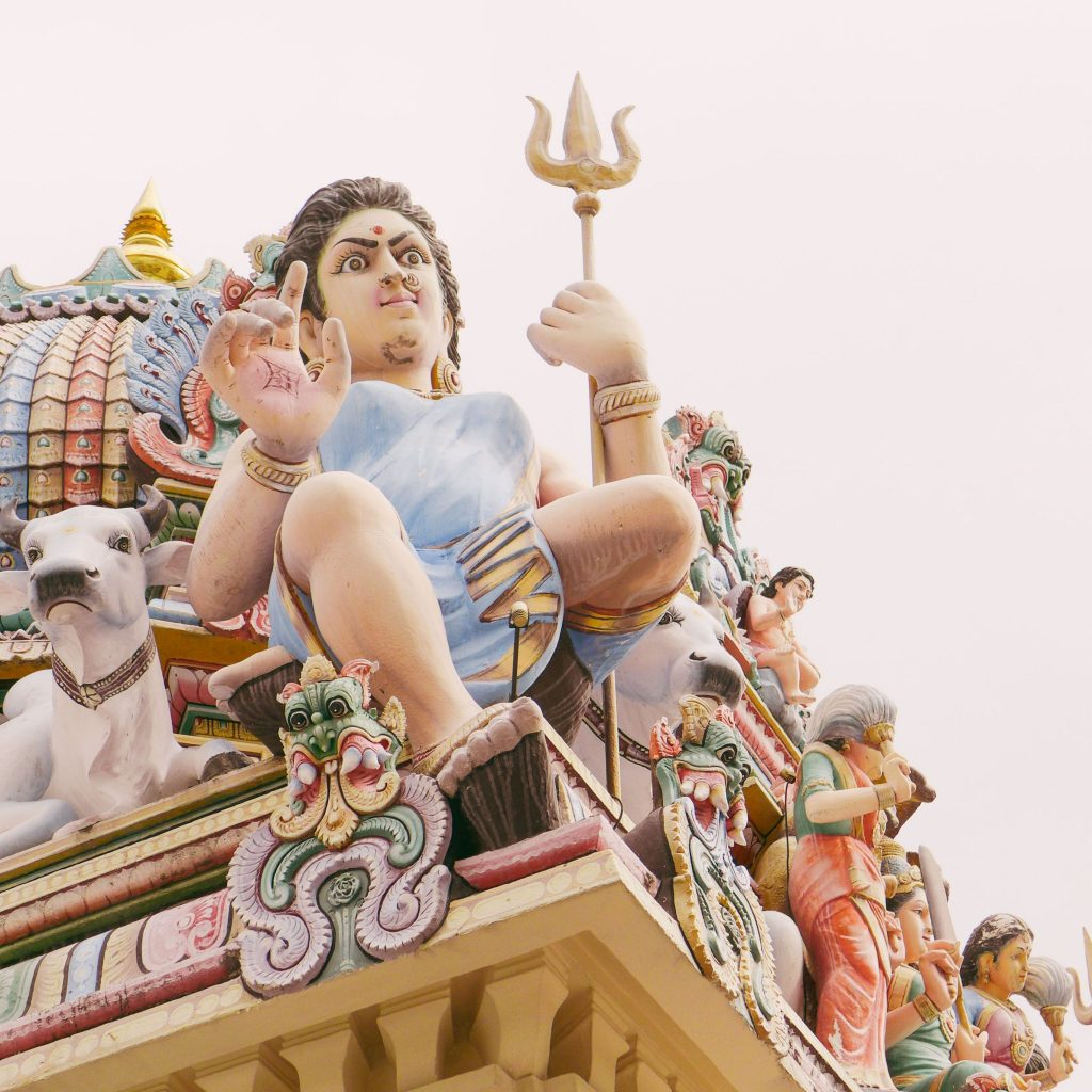 Indian temple_Singapore