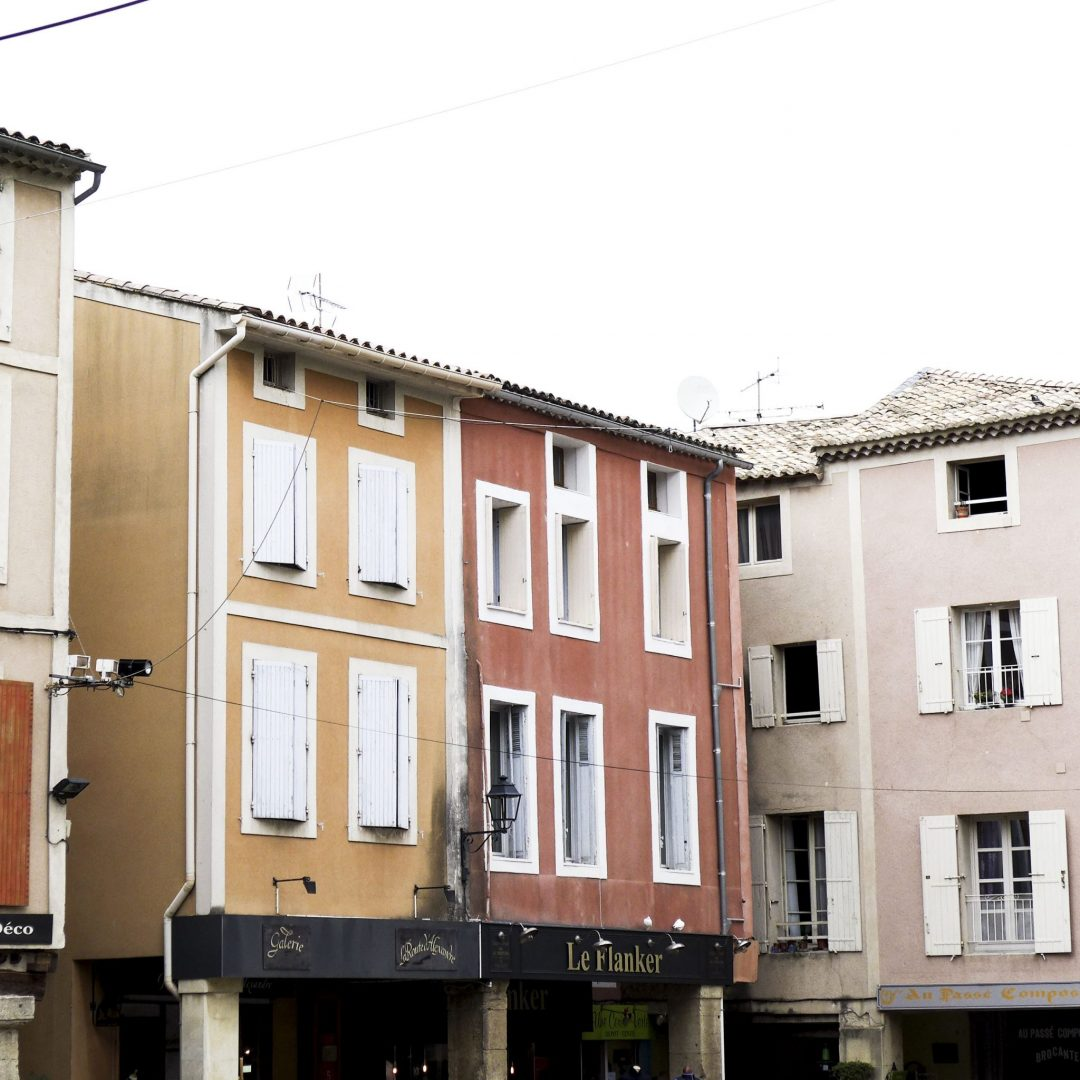 Provence Houses